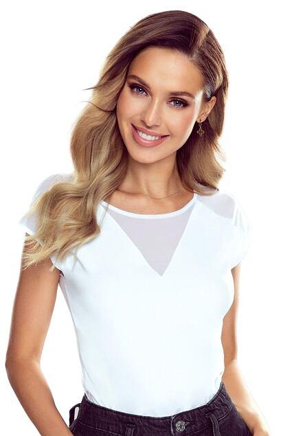 Tricou de damă Alessia alb