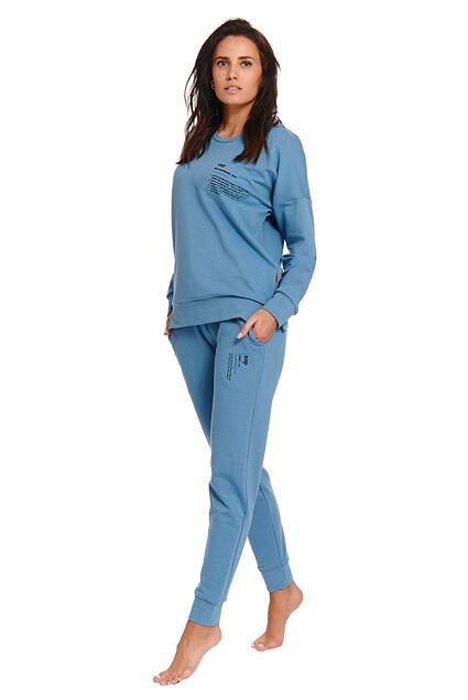 Compleu de camă Leona albastru