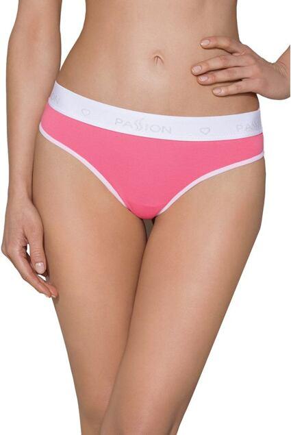 Chiloți sport pentru femei brazilian PS007 roz